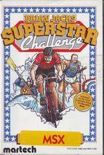 Jaquette Brian Jacks Superstar Challenge