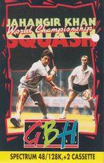 Jaquette Jehangir Khan's World Championship Squash