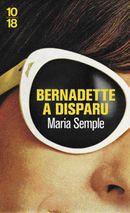 Couverture Bernadette a disparu