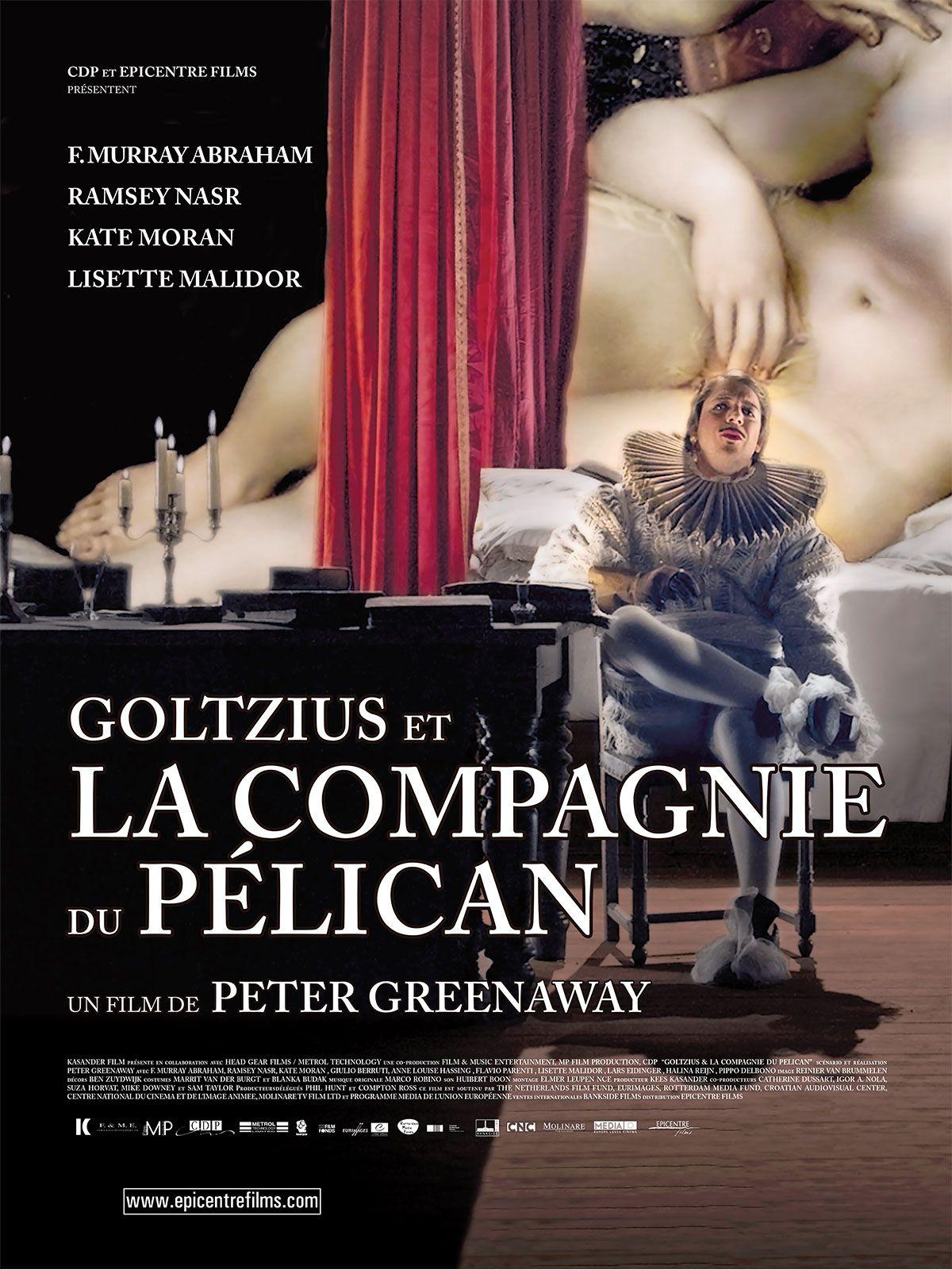 Goltzius et la compagnie du pélican (Goltzius and the