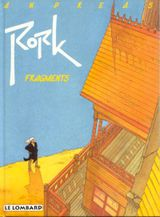 Couverture Fragments - Rork, tome 1