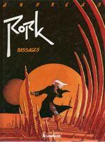 Couverture Passages - Rork, tome 2