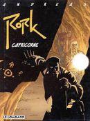 Couverture Capricorne - Rork, tome 5