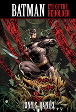 Couverture Batman: Eye of the Beholder