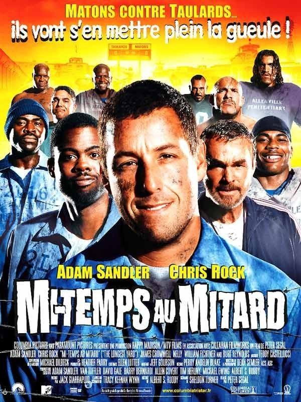 mi temps au mitard le film