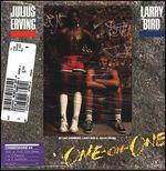 Jaquette Julius Erving vs. Larry Bird One on One
