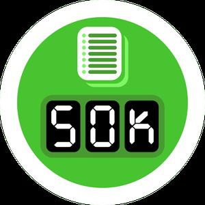Illustration 50 000 fois (liste)