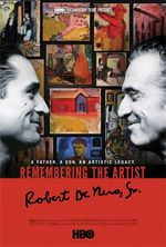 Affiche Remembering the Artist: Robert De Niro, Sr.