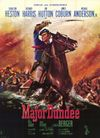 Affiche Major Dundee