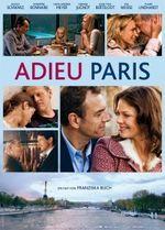 Affiche Adieu Paris