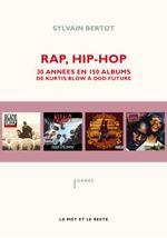 Couverture Rap and hip-hop
