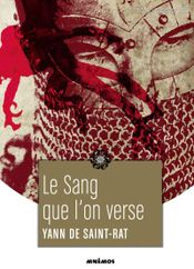 Couverture Le sang que l'on verse