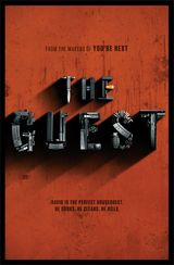 Affiche The Guest