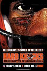 Affiche Hard Knocks (2001)