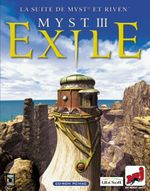 Jaquette Myst III : Exile