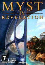 Jaquette Myst IV: Revelation