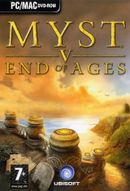 Jaquette Myst V : End of Ages