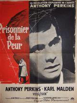 Affiche Prisonnier de la peur