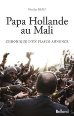 Couverture Papa Hollande au Mali