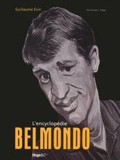 Couverture L'encyclopédie Belmondo
