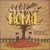 Pochette Lifetaker and Runnersdialzero present HOMiE Volume 1