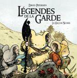 Couverture La Hache noire - Légendes de la Garde, tome 3