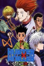 Affiche Hunter X Hunter