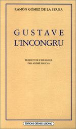 Couverture Gustave l'incongru