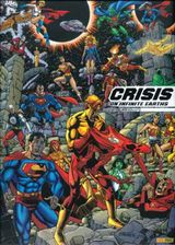 Couverture Crisis on Infinite Earths