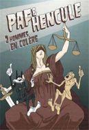 Couverture Deux hommes en colère - Paf & Hencule, tome 2