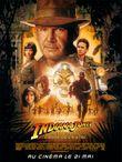 Affiche Indiana Jones et le Royaume du crâne de cristal