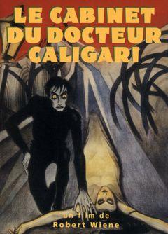 Affiche Le Cabinet du docteur Caligari