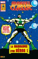 Couverture Captain Marvel - Marvel Classic, tome 13