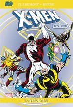 Couverture 1977-1978 - X-Men : L'Intégrale, tome 2