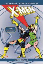 Couverture 1980 - X-Men : L'Intégrale, tome 4