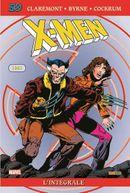 Couverture 1981 - X-Men : L'Intégrale, tome 5