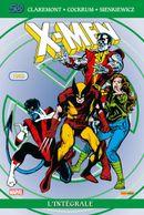 Couverture 1982 - X-Men : L'Intégrale, tome 6