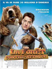Affiche La Forêt contre-attaque