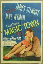 Affiche Magic Town