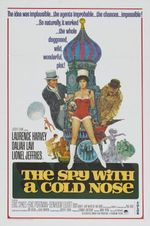 Affiche The Spy with a Cold Nose