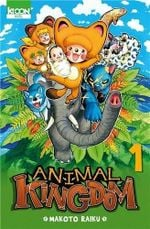 Couverture Animal Kingdom