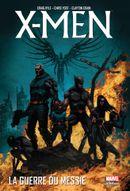 Couverture X-Men : La Guerre du Messie