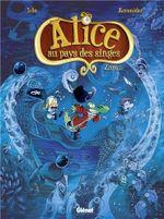Couverture Alice au pays des singes - Livre II