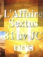 Affiche L'affaire Sextus