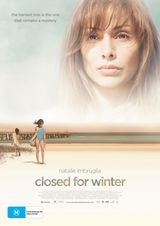 Affiche Closed for Winter