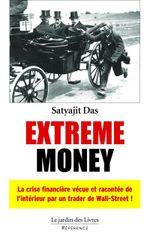 Couverture Extreme money