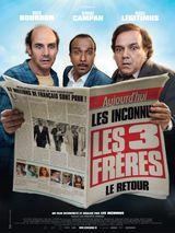 Affiche Les Trois Frères : Le Retour