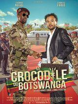Affiche Le Crocodile du Botswanga