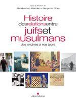 Couverture Histoire des relations entre juifs et musulmans des origines à nos jours