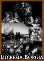 Affiche Lucrèce Borgia